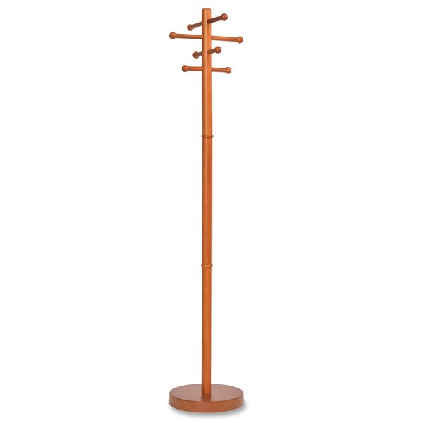 Coat Rack with 4 Hooks by Buddy Products