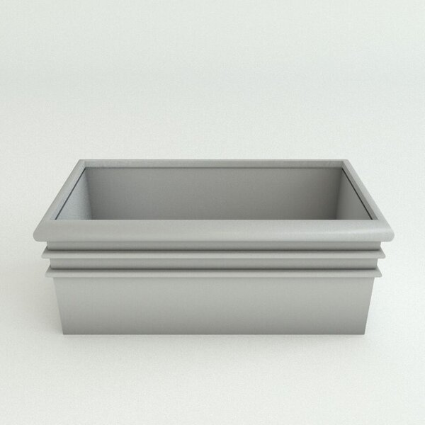 Resin Planter Box by TerraCast Products
