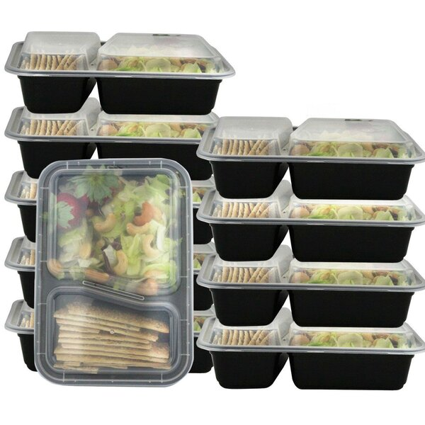 7 Container Food Storage Set (Set of 7) by Rebrilliant
