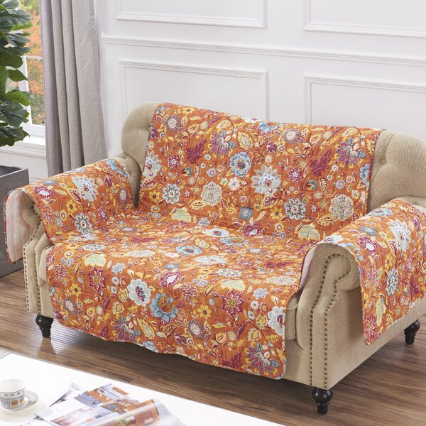 Loveseat Slipcover by Red Barrel Studio