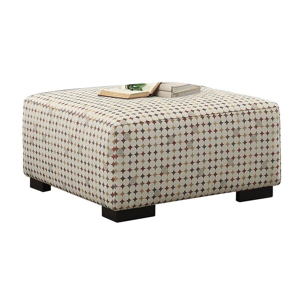 Lepore Ottoman by Red Barrel Studio