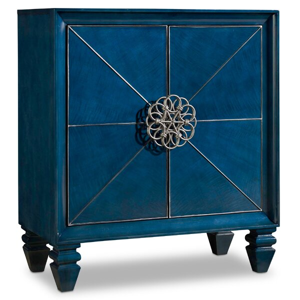 Melange Spectrum 2 Door Accent Cabinet by Hooker Furniture Hooker Furniture