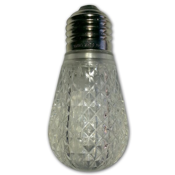 11W Warm White LED Light Bulb by String Light Company