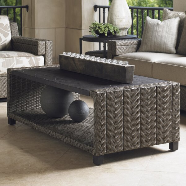 Alfresco Living Coffee Table by Tommy Bahama Outdoor