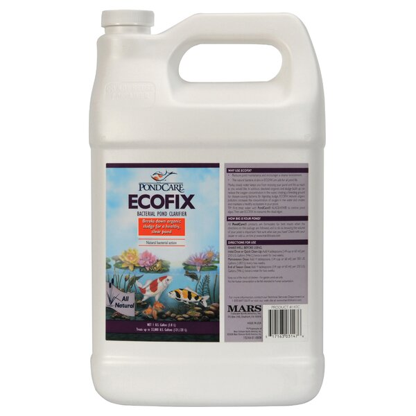 Ecofix Bacterial Pond Clarifier by Pondcare