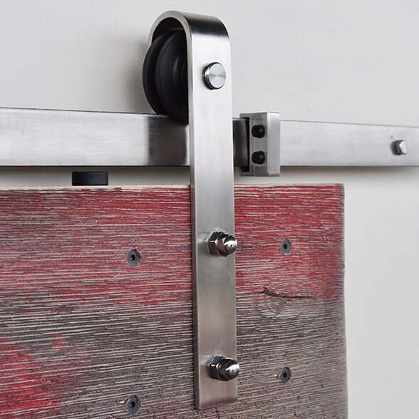 Slade Barn Door Hardware by Barndoorz