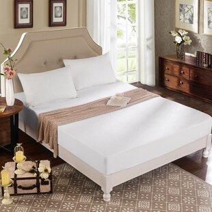 Sleep Terry Crib Mattress Protector by Greenzone