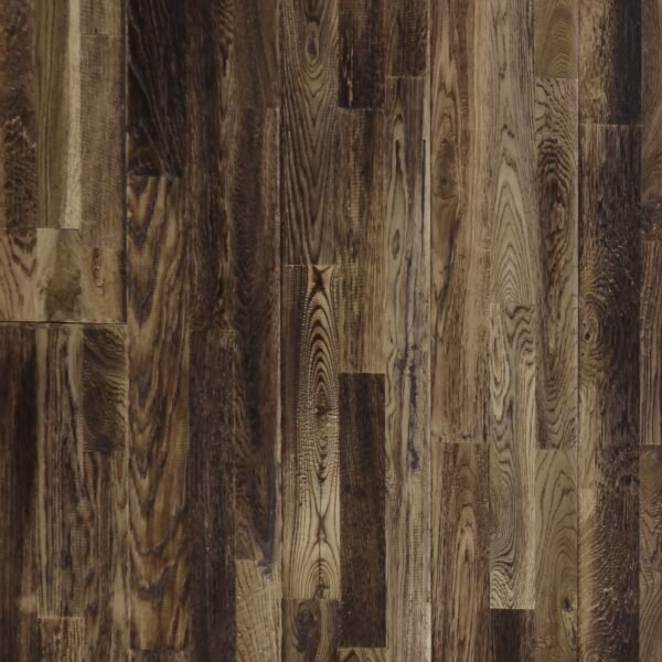Dalton 7-7/8 Solid Oak Hardwood Flooring in Faded Nior by Albero Valley