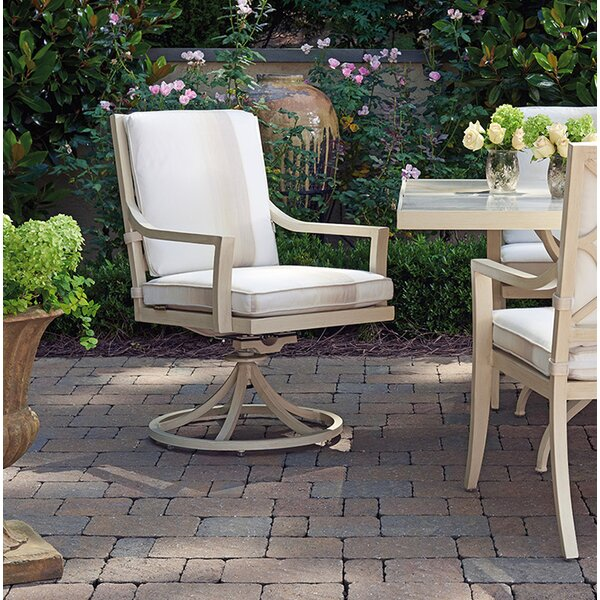 Misty Garden Patio Chair with Cushion by Tommy Bahama Outdoor Tommy Bahama Outdoor