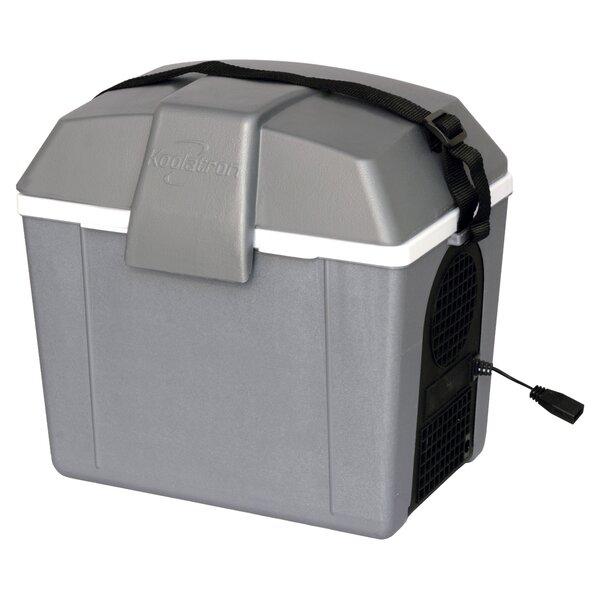 8 Qt. Traveller III Electric Cooler by Koolatron