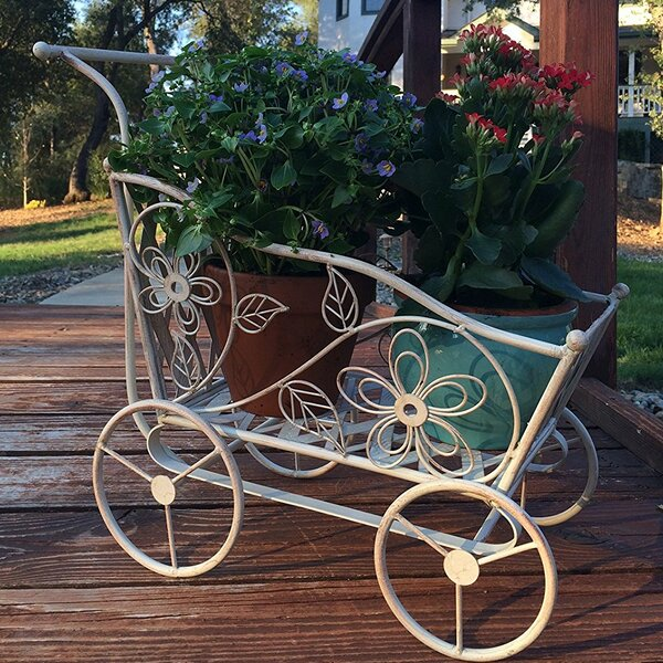 Carriage Plant Stand by Goodman and Wife