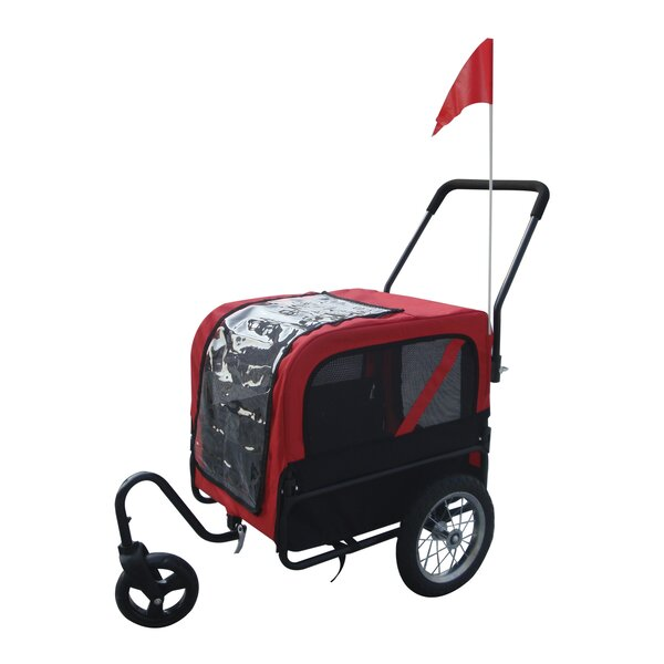 Bandit Dog Pet Jogger Stroller by Tucker Murphy Pet
