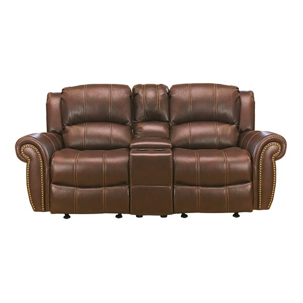 Gretna Glider Reclining Sofa by Wildon Home Wildon Home®