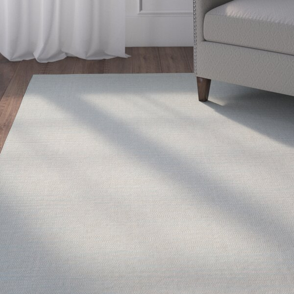 Poole Green/Beige Indoor/Outdoor Area Rug by Charlton Home