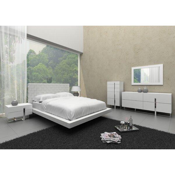 Clower Platform 5 Piece Bedroom Set by Orren Ellis
