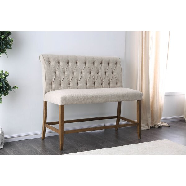 Benhurst Upholstered Bench by Gracie Oaks Gracie Oaks