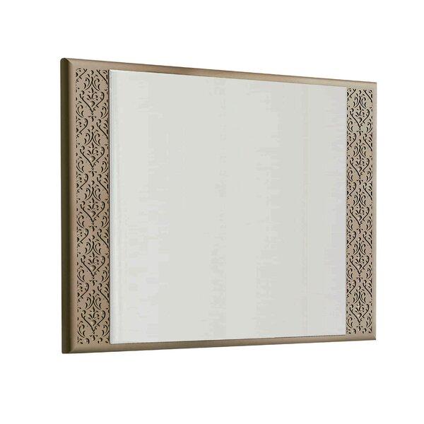 Hopkins Bathroom/Vanity Wall Mirror by Fleur De Lis Living