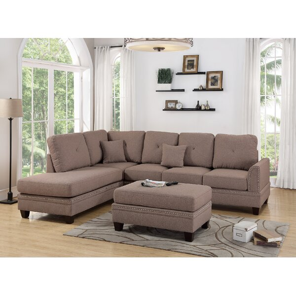 Lieber 3 Piece Living Room Set by Red Barrel Studio