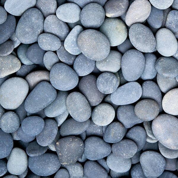 River Rocks 8 x 8 Ceramic Pebble Tile