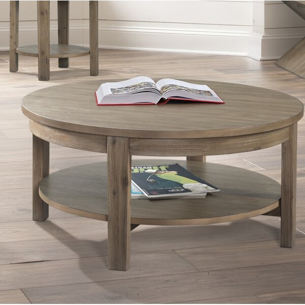 Scoggins Coffee Table By Gracie Oaks