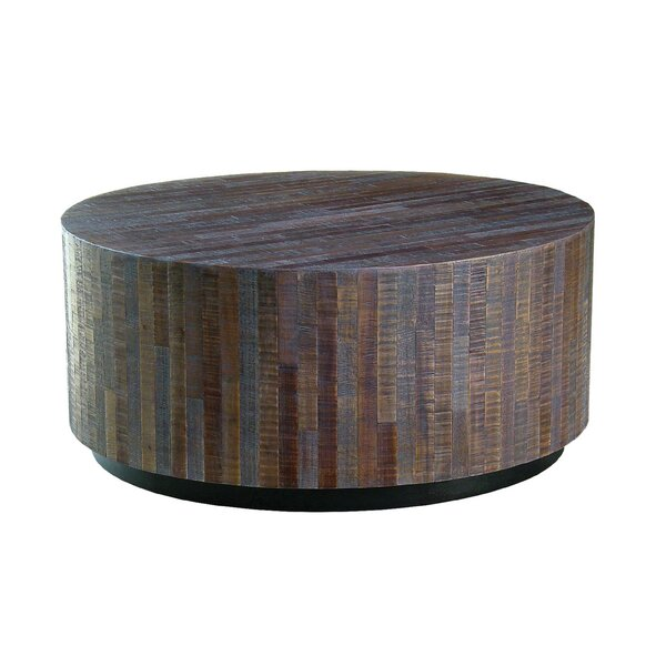 Block Coffee Table by Indo Puri