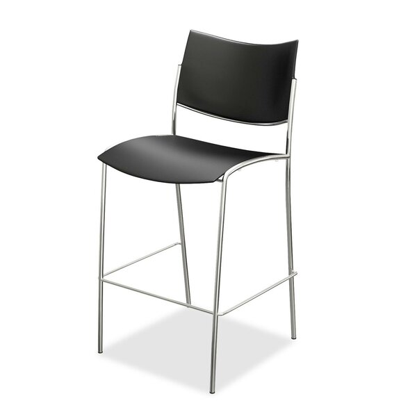 Escalate Stackable Bar Stool by Mayline Group Mayline Group