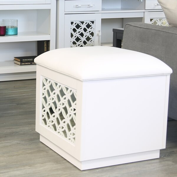 Georg Storage Ottoman by House of Hampton
