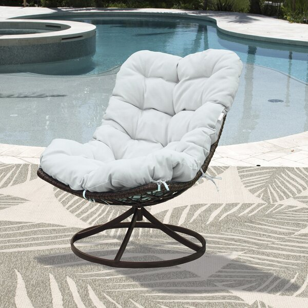 Accents Swivel with Cushions by Panama Jack Outdoor Panama Jack Outdoor