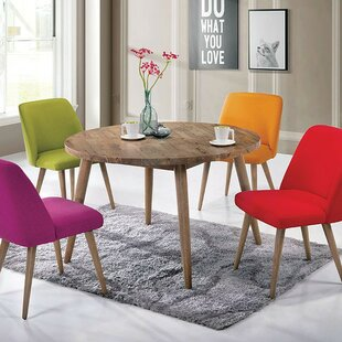 Jovany Upholstered Dining Chair Set Of 4 By Corrigan