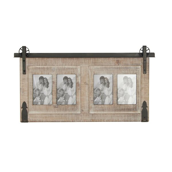 Waldwick 4-Opening Wall Picture Frame by Gracie Oaks