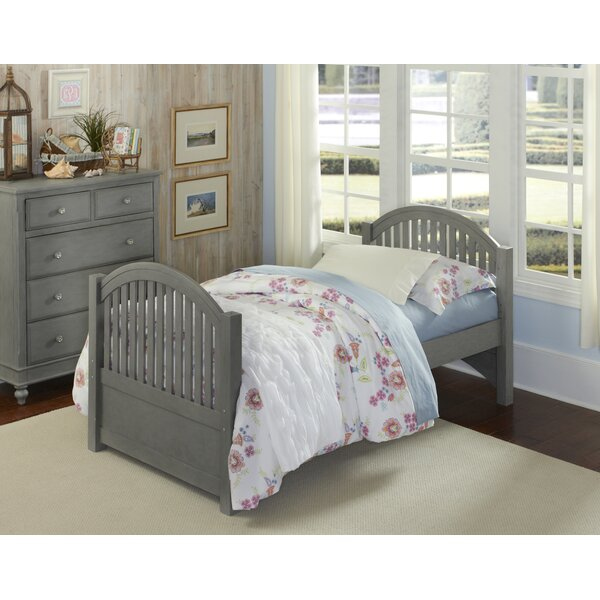 Nickelsville Twin Slat Bed by Three Posts