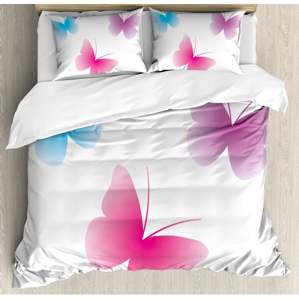 Animal Duvet Cover Set by Ambesonne