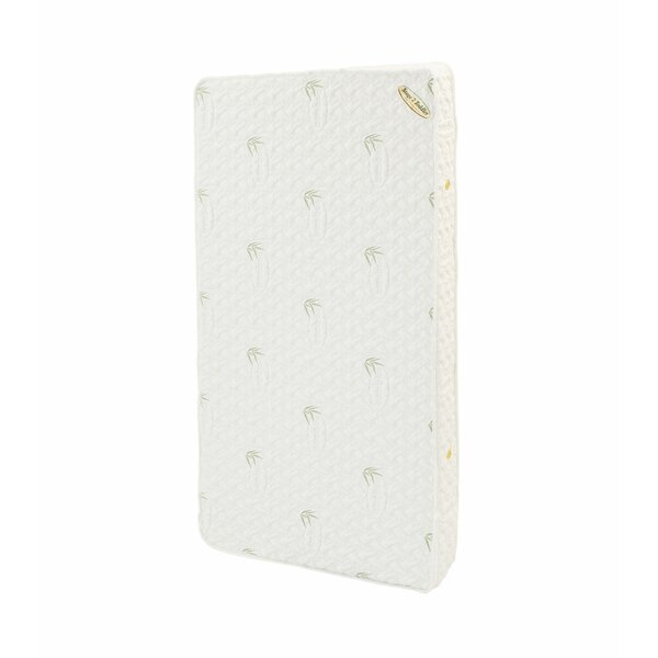 Natural I Two in One 5.75 Crib Mattress by L.A. Ba