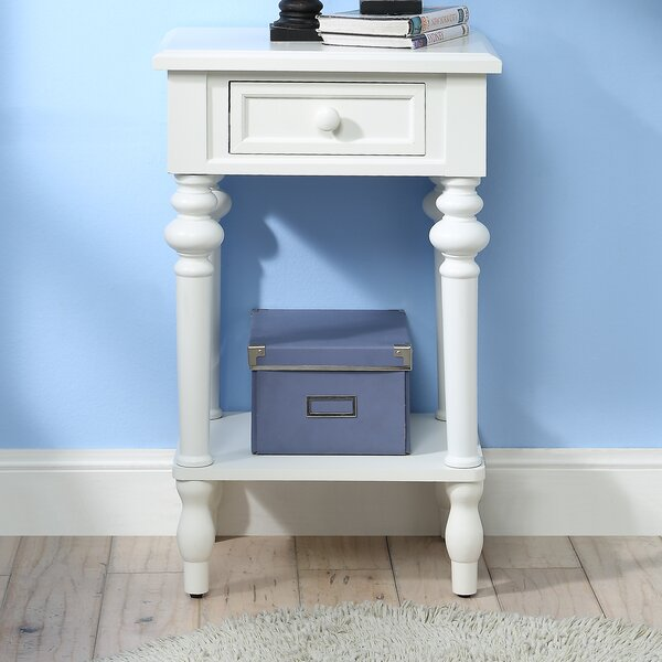 Markert End Table By Charlton Home