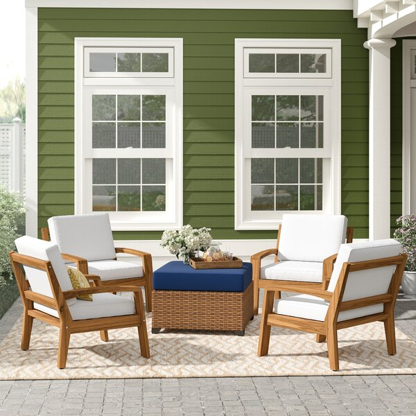 Berkley Armchair (Set of 4) by Sol 72 Outdoor