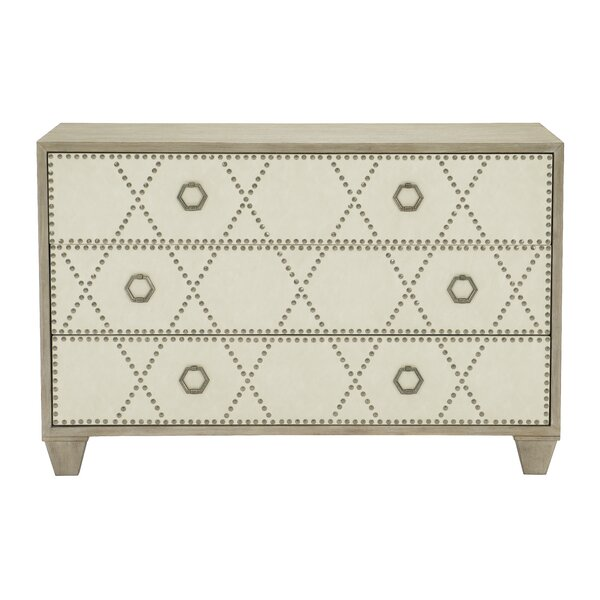 Santa Barbara 3 Drawer Standard Dresser by Bernhardt