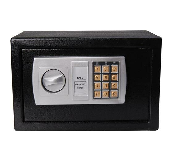 HomCom Electronic Lock Security Safe by HomCom