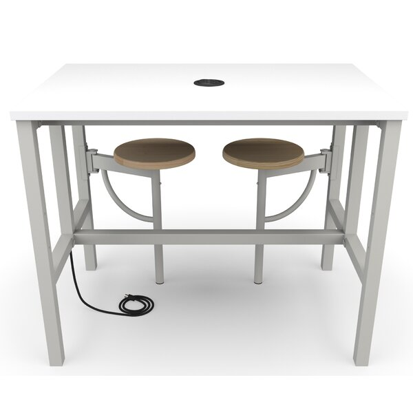 Magallon Rectangular Conference Table by Latitude