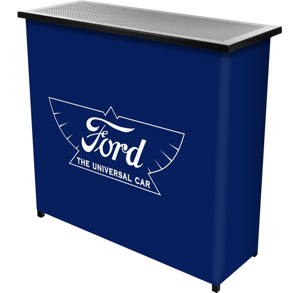 Ford The Universal Car Bar With Wine Storage By Trademark Global