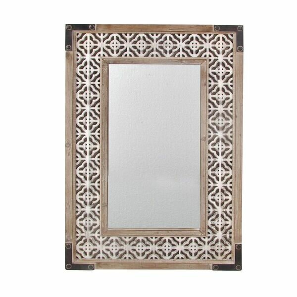 Wynsum Accent Mirror by Bungalow Rose