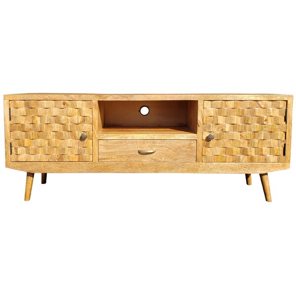 Hirschman TV Stand for TVs up to 70