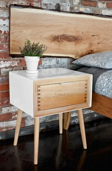 Haven Nightstand by Miles & May