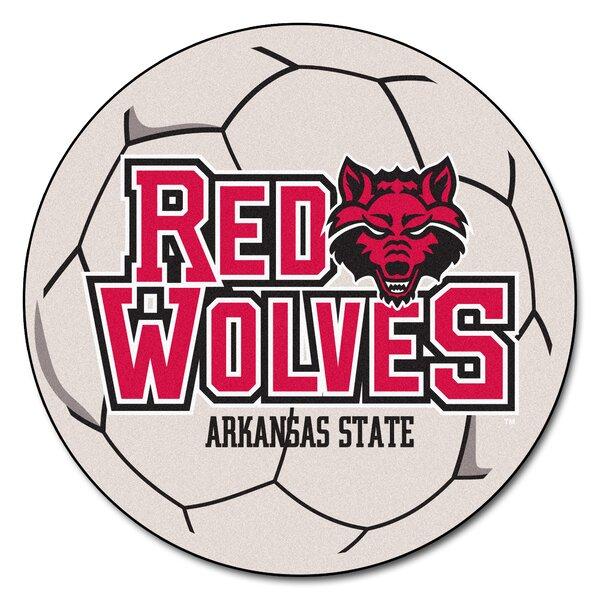 NCAA Arkansas State University Soccer Ball by FANMATS