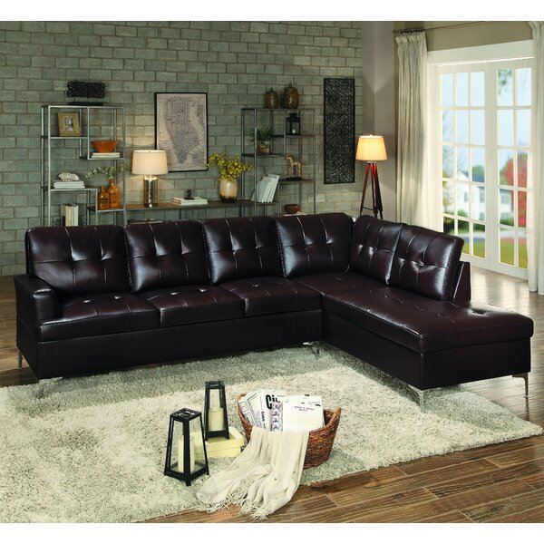 Looking for Aura Sectional By Ivy Bronx Reviews