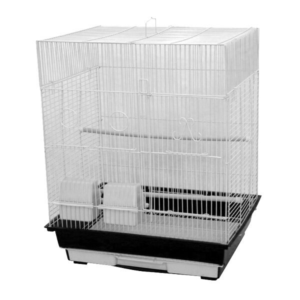 Flat Top Cage by A&E Cage Co.