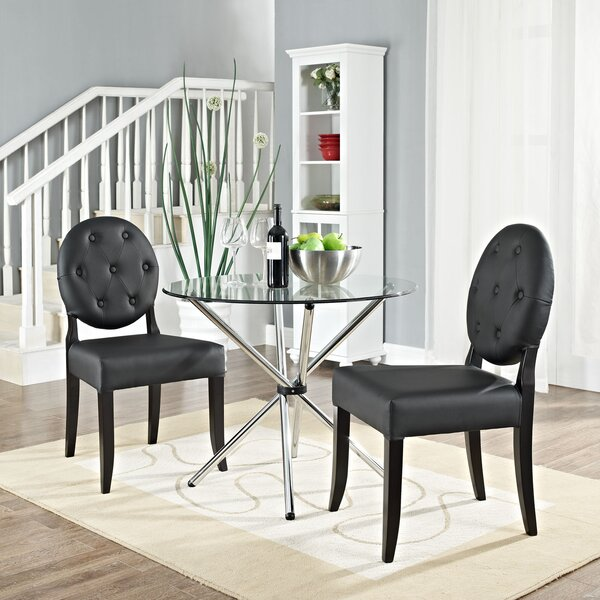 Courtnay Dining Chairs (Set of 2) by Willa Arlo Interiors