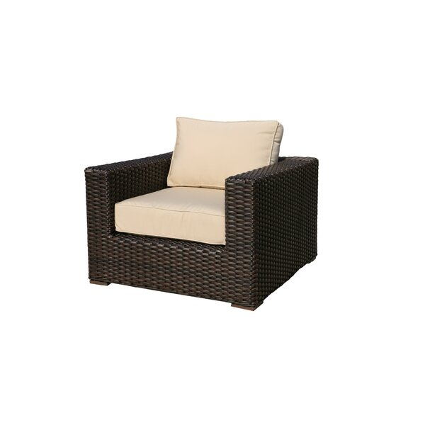 Santa Monica Arm Chair with Cushions by Teva Furniture