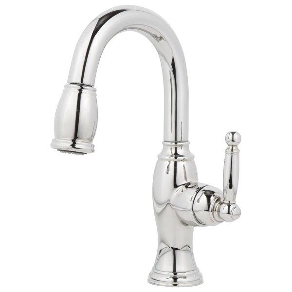 Nadya Pull Down Bar Faucet by Newport Brass Newport Brass