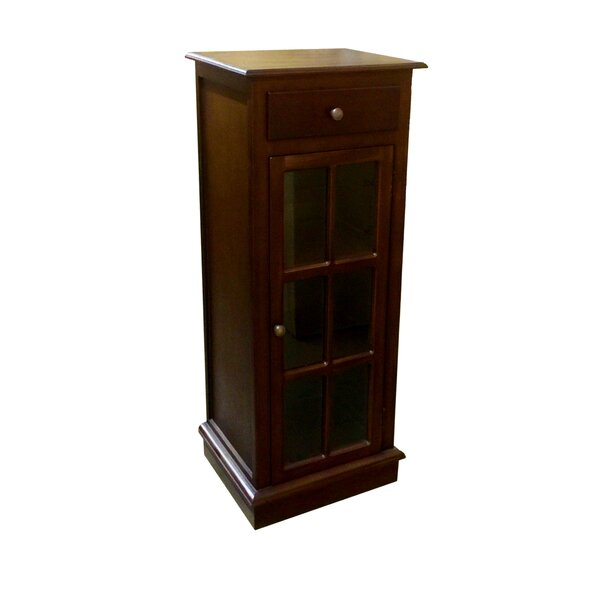 Mestas Book Accent Cabinet by Charlton Home
