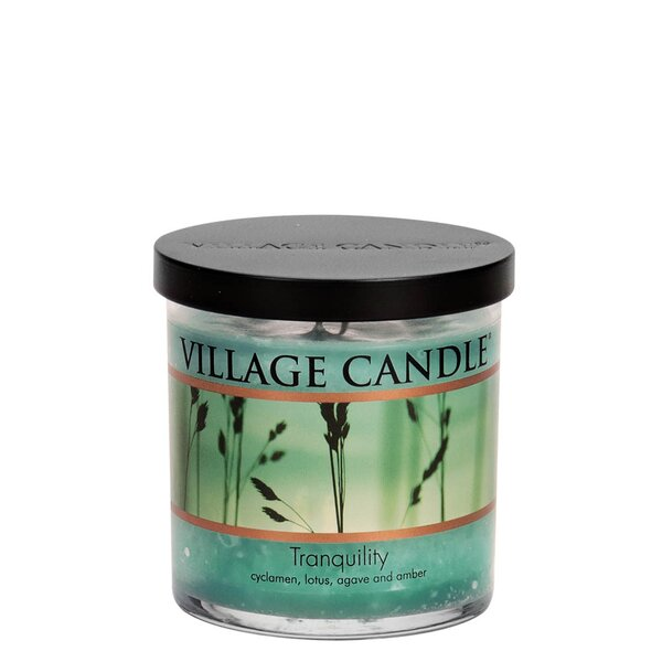Decor Scented Jar Candle by Village Candle